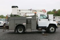 2000 GMC Bucket Truck