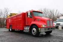 2003 Kenworth Emergency Response TMA Truck