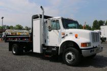 2001 International Dump Truck
