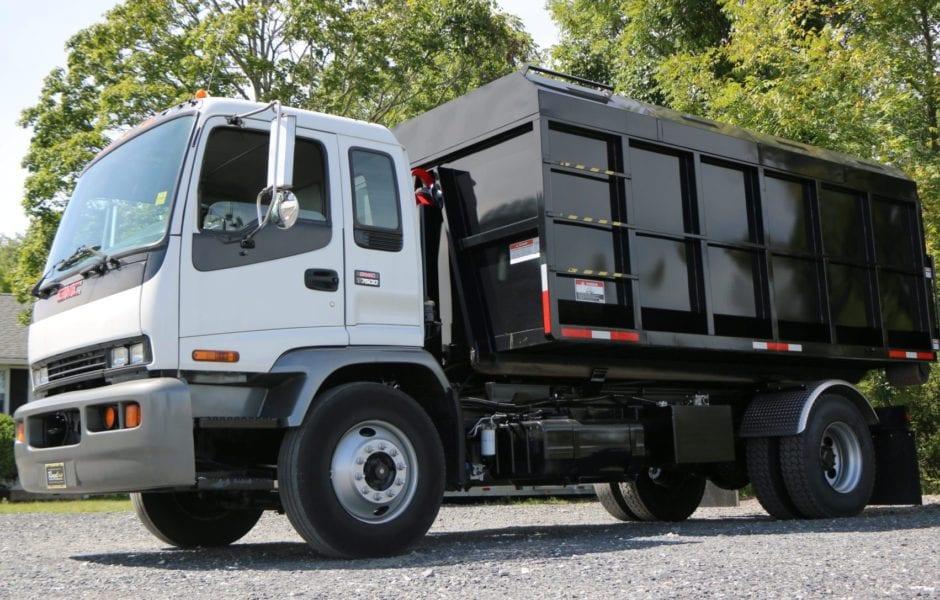 2006 GMC Hooklift Truck