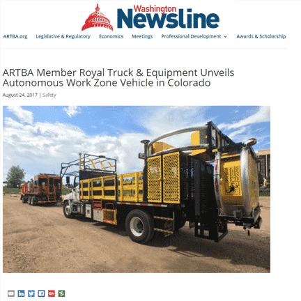 TMA Truck Technology
