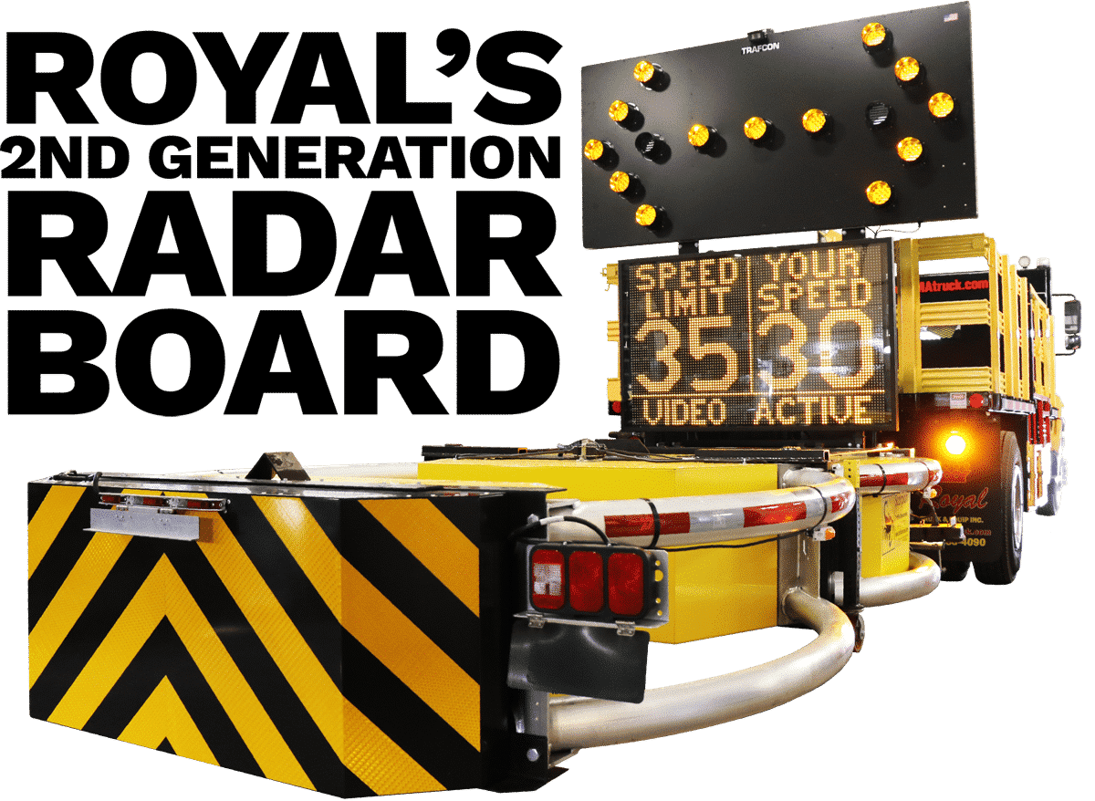 Radar Board for Smart Work Zone Technology