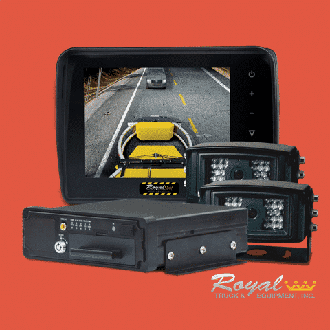 Mobile DVR for Work Zone Recording