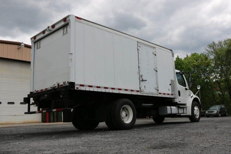Box Truck Body Upfit
