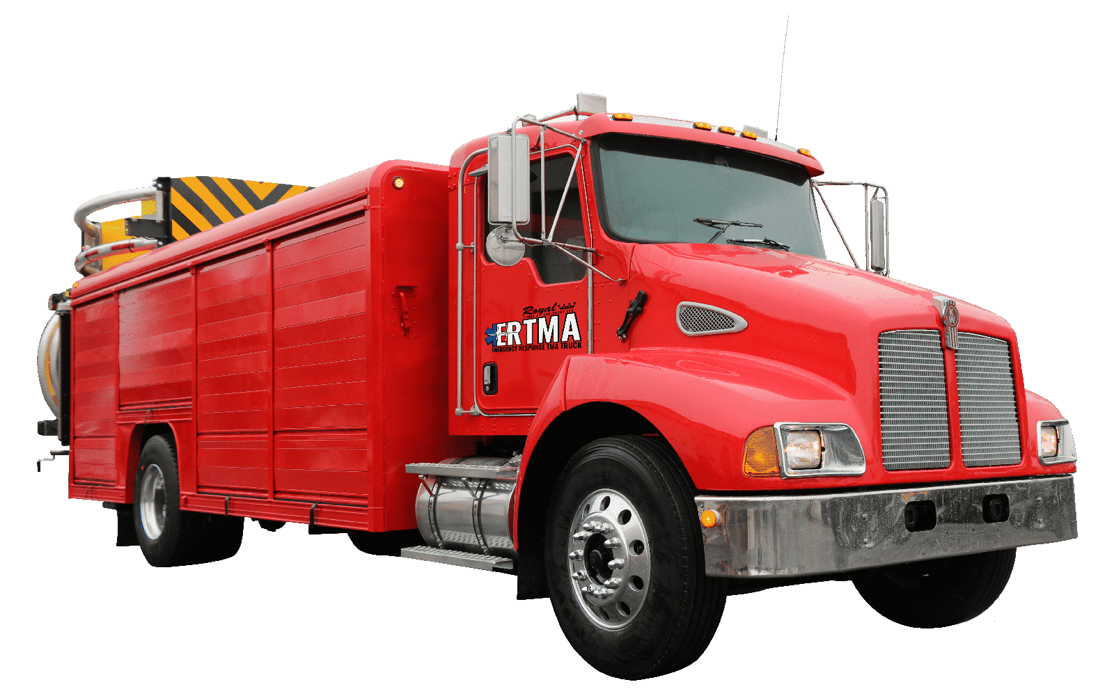 Emergency Response TMA Truck
