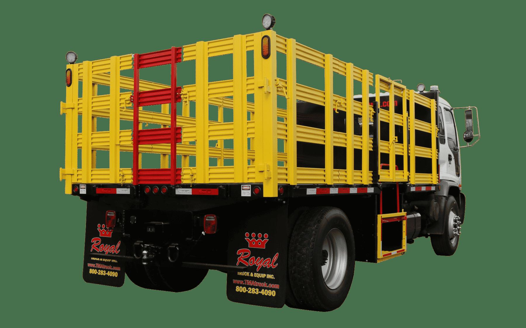 Stake Truck Body Upfits