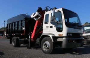 2009 GMC Grapple Truck