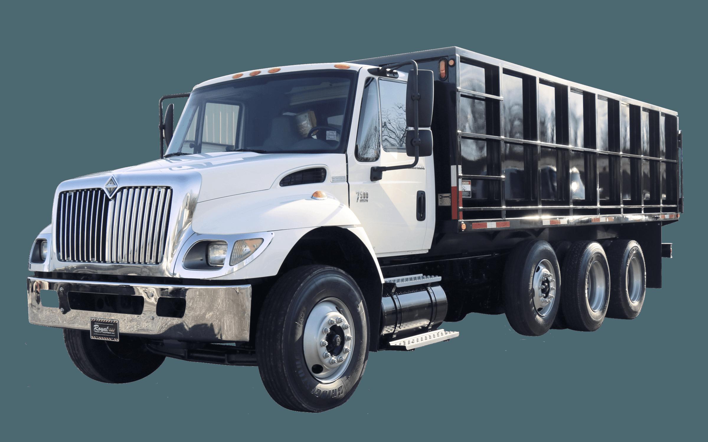 Forestry Truck Body Upfits