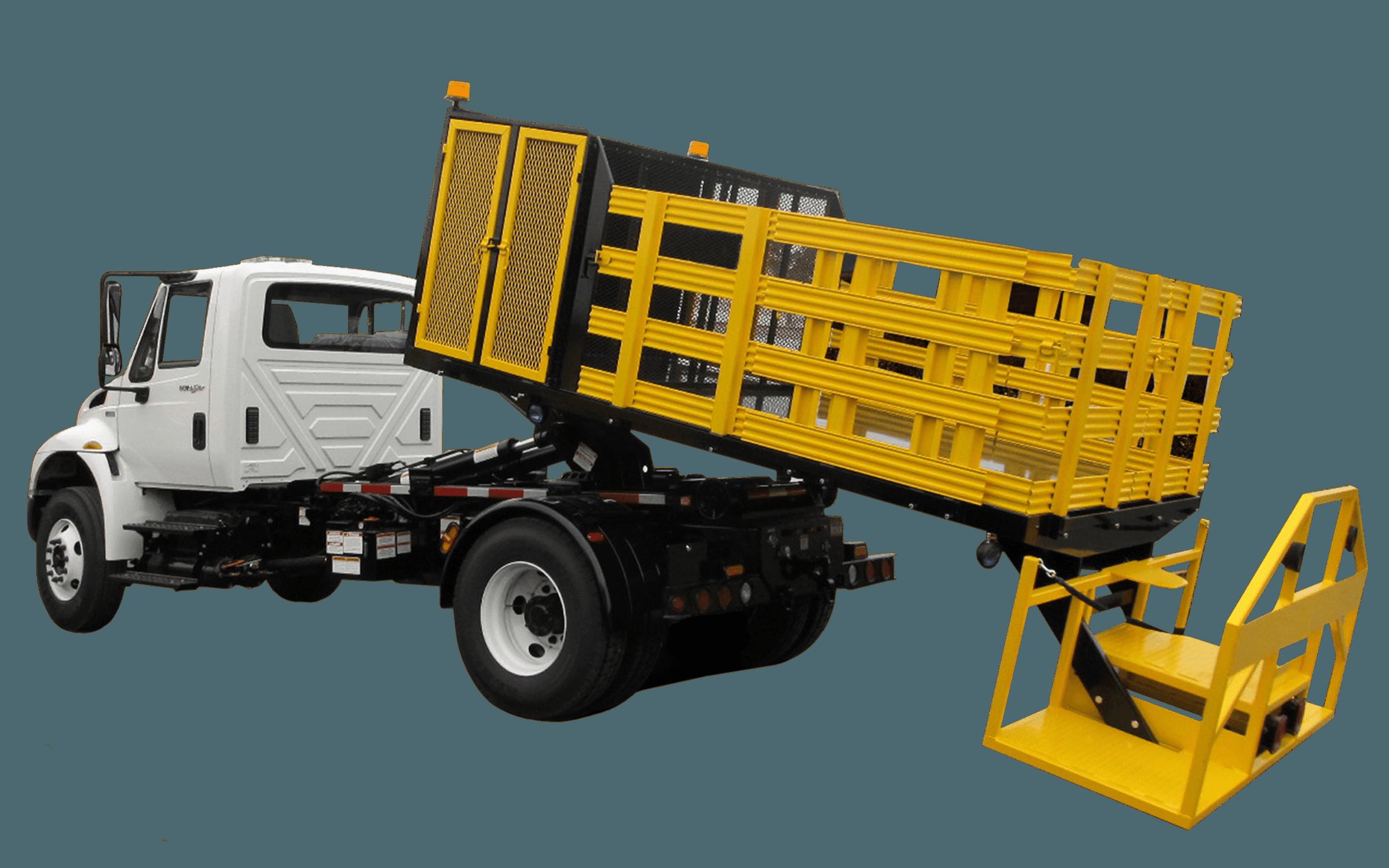 Hooklift Truck Body Upfits