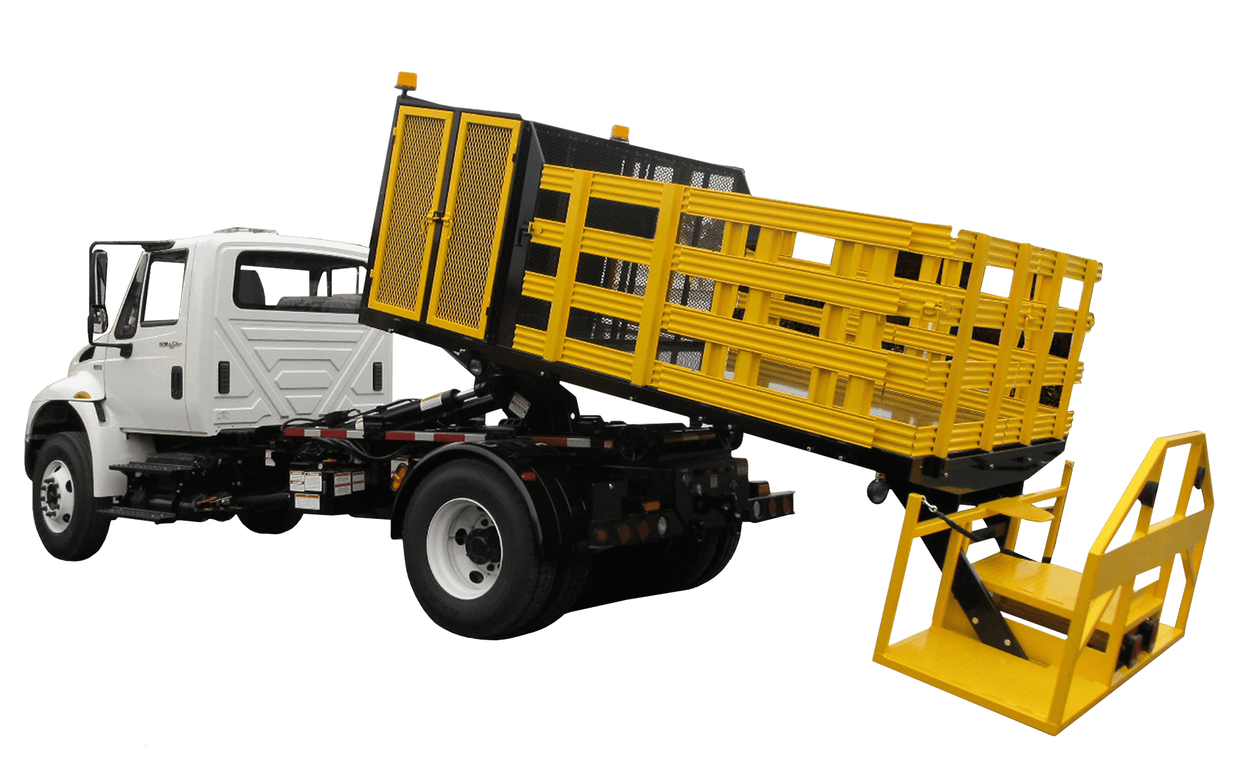 Hooklift Truck Body Upfits