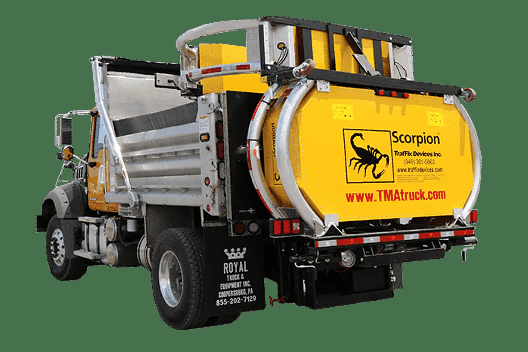 TMA Dump Truck