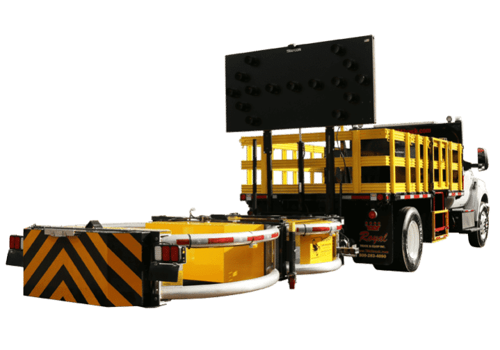 Scorpion Truck Mounted Attenuator