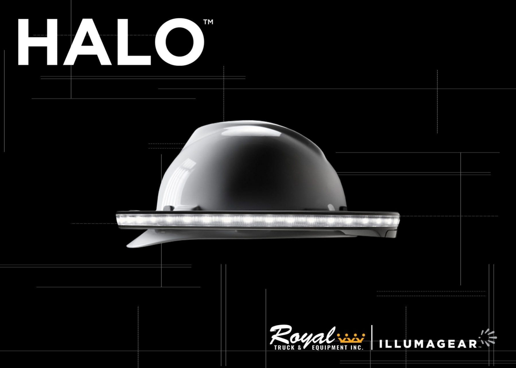 Illumagear Halo Personal Task Light Headlamp