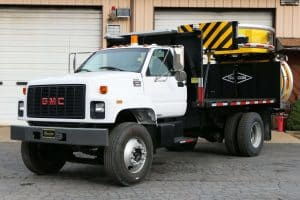 2001 GMC C8500 TMA1 with 12' body