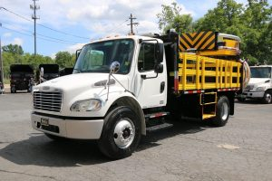 2008 Freightliner M2 TMA2 with 15' body