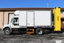 2006 International 4300 14′ TMA Vestibule