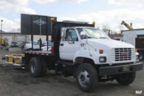 1999 GMC C7500 15' TMA Truck