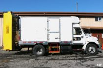 2006 International 4300 14' TMA Vestibule