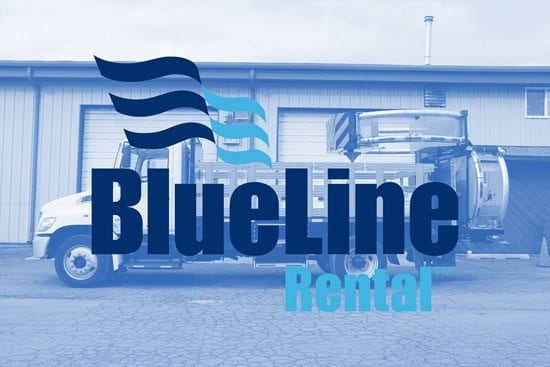 BlueLine TMA Trucks for Rent