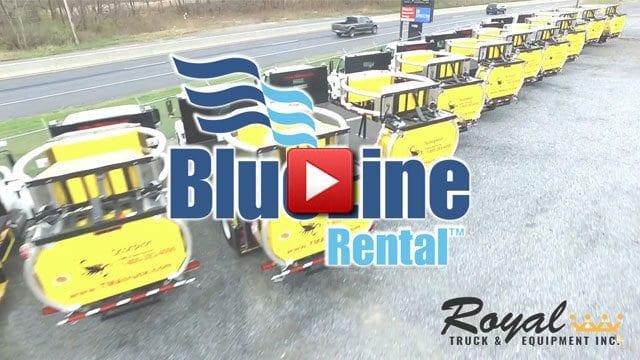 BlueLine TMA Truck Rentals