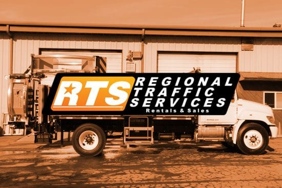 Regional Traffic Services Crash Truck Rentals