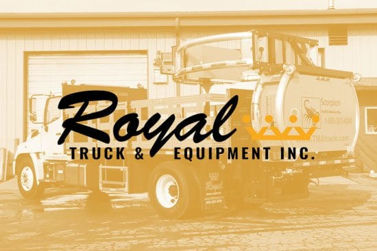 Royal Truck & Equipment Traffic Control Truck Rentals