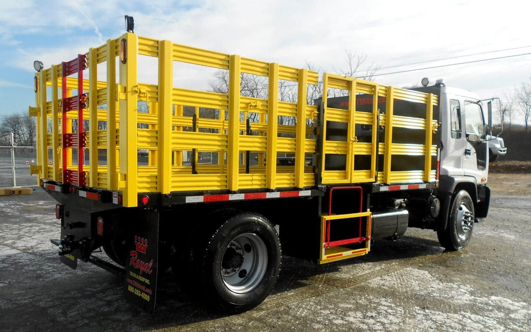 Royal Stake Truck