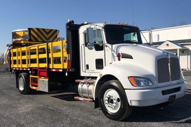 2018 Kenworth T270 TMA Truck