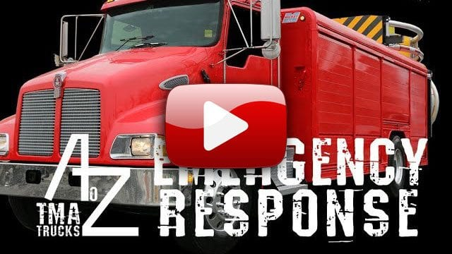 Emergency Response Truck Mounted Attenuator