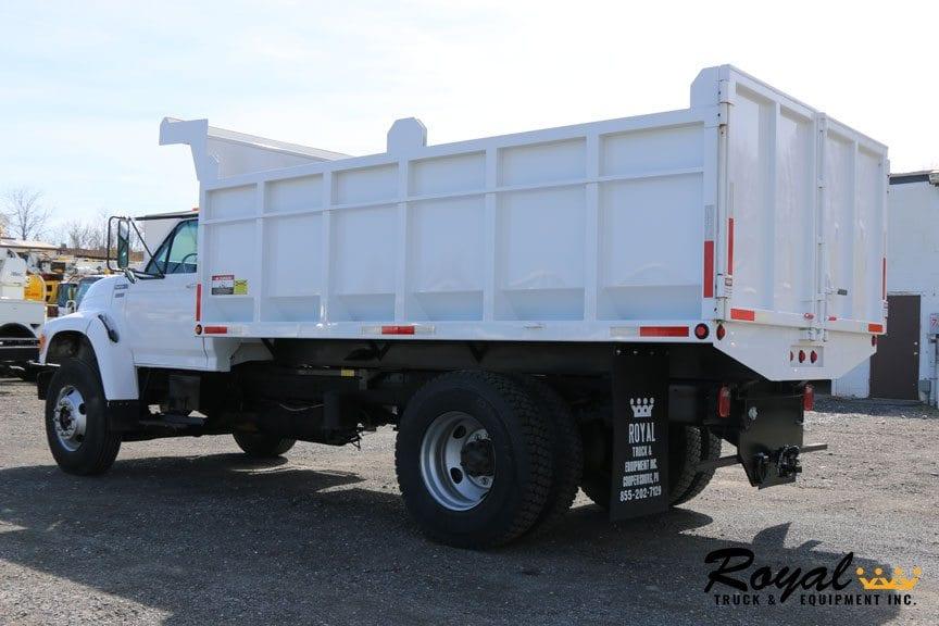Landscape Truck Industrys Toughest Royal Truck Equipment