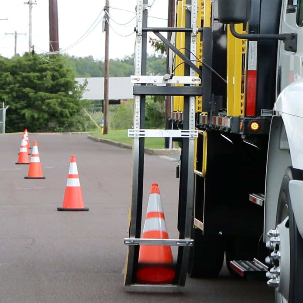 Royal Cone Placement & Retrieval System