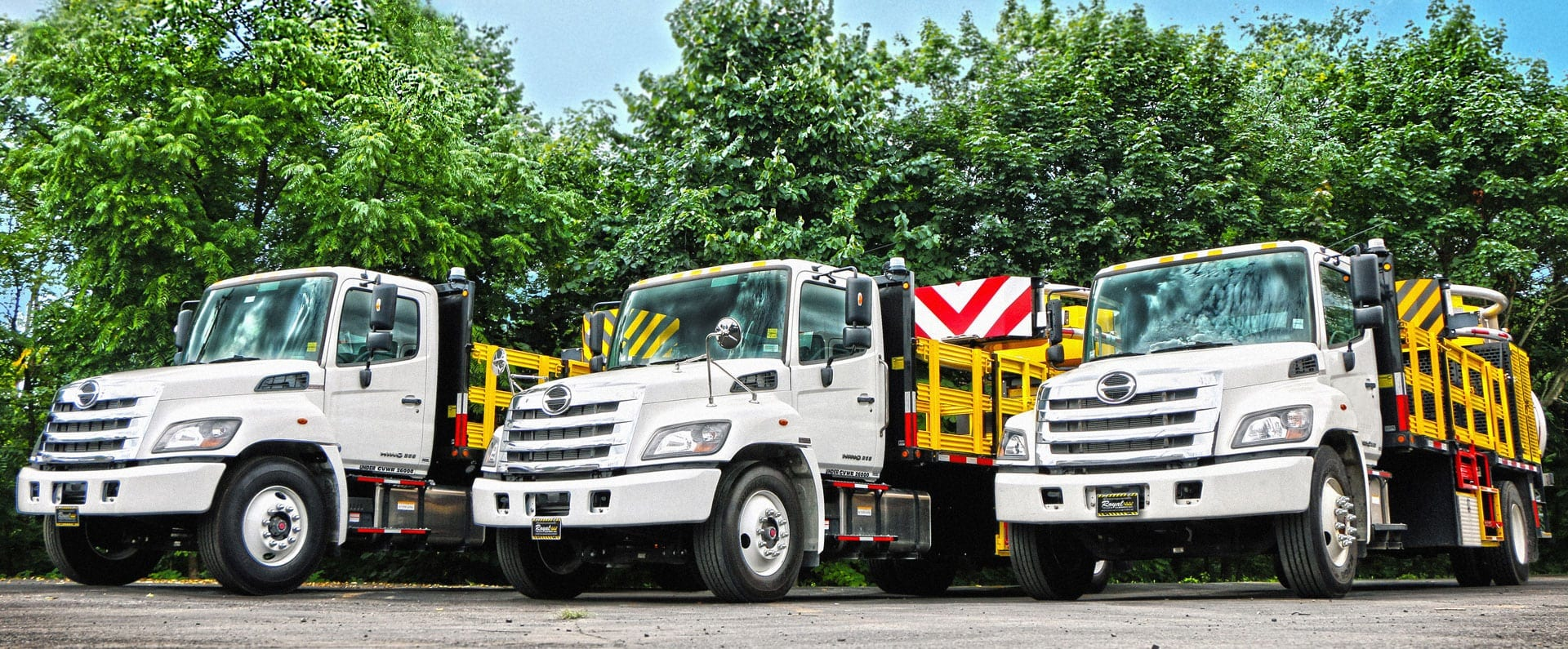 Royal Truck & Equipment TMA Trucks