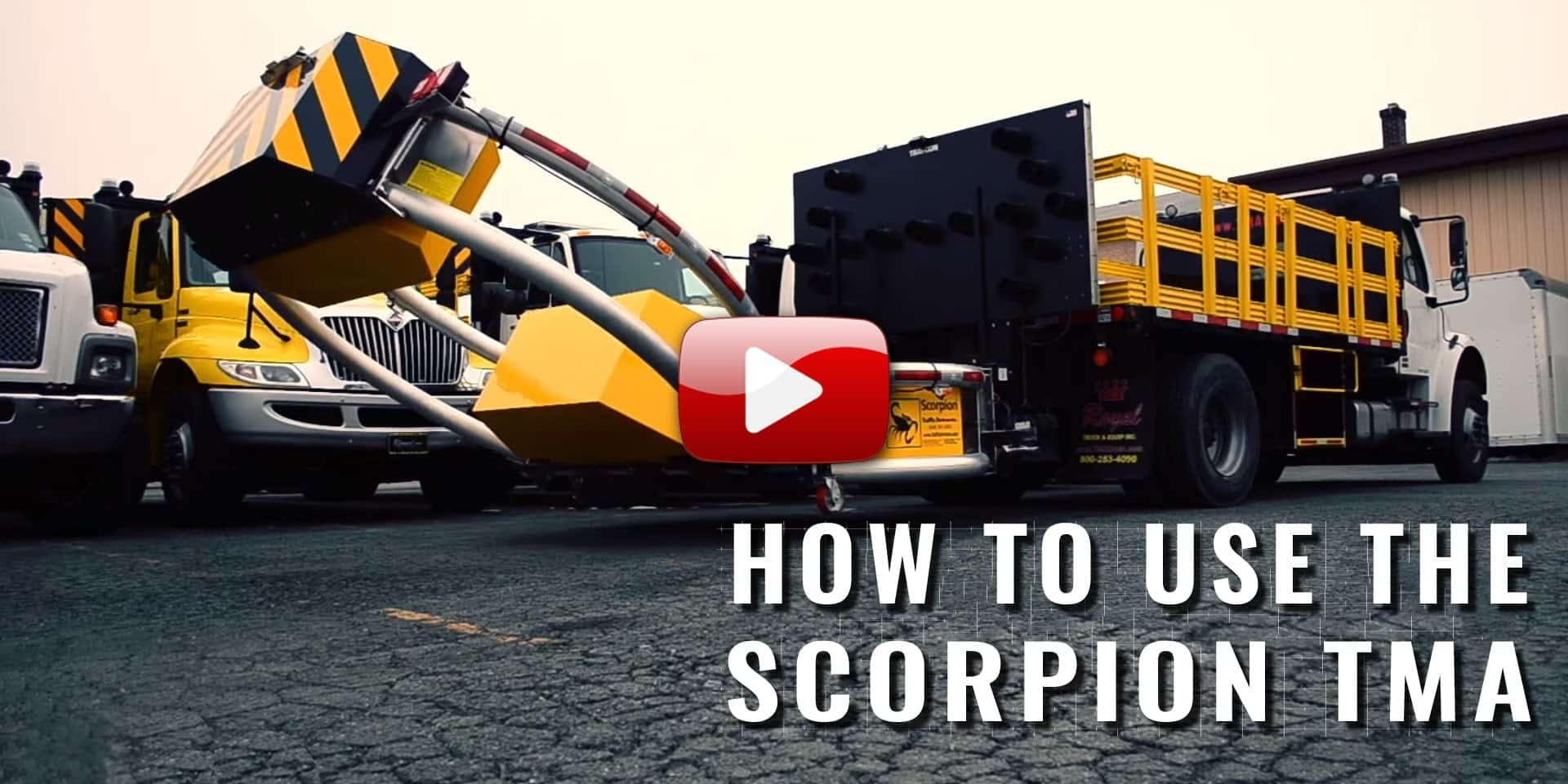 How to use the Scorpion TMA