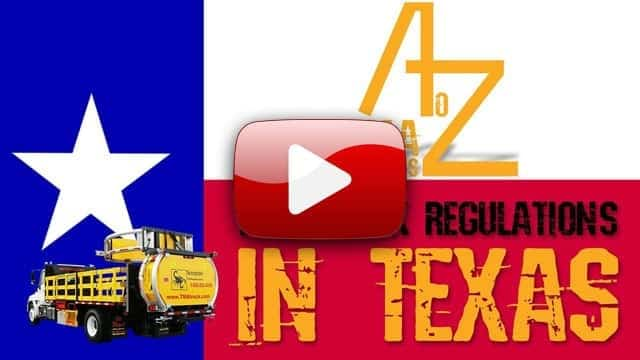Texas TMA Truck Regulations