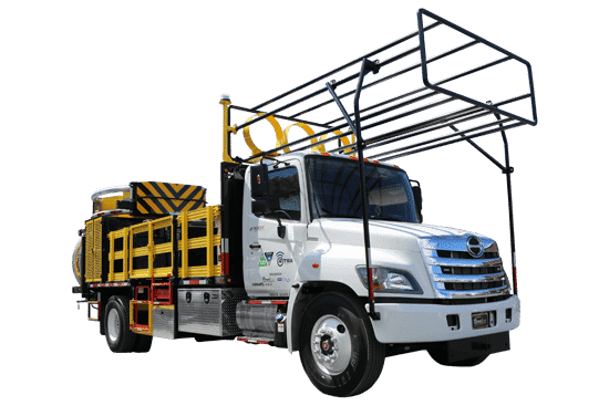 Royal Autonomous TMA Truck