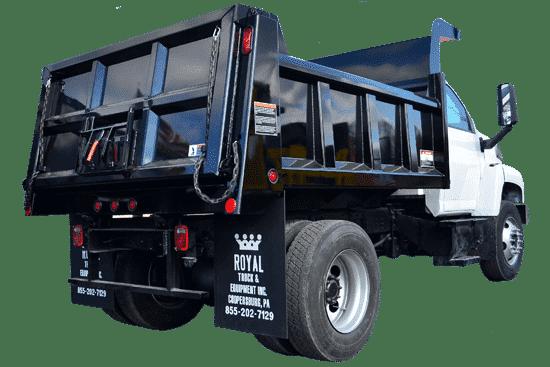 Royal Dump Truck