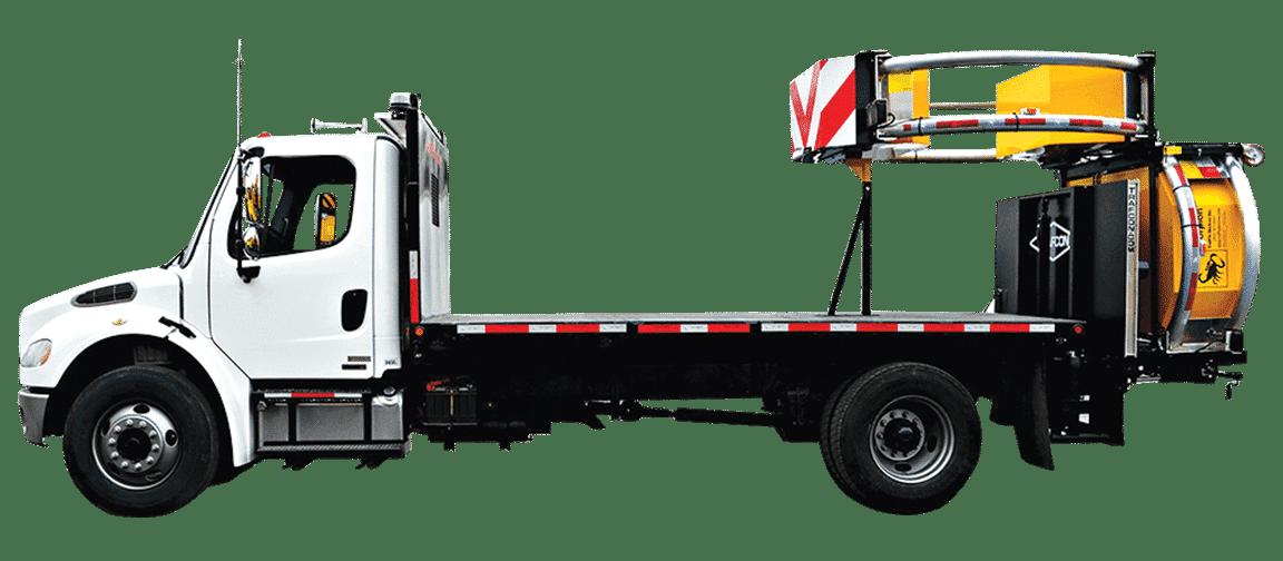Royal Attenuator Trucks for Sale