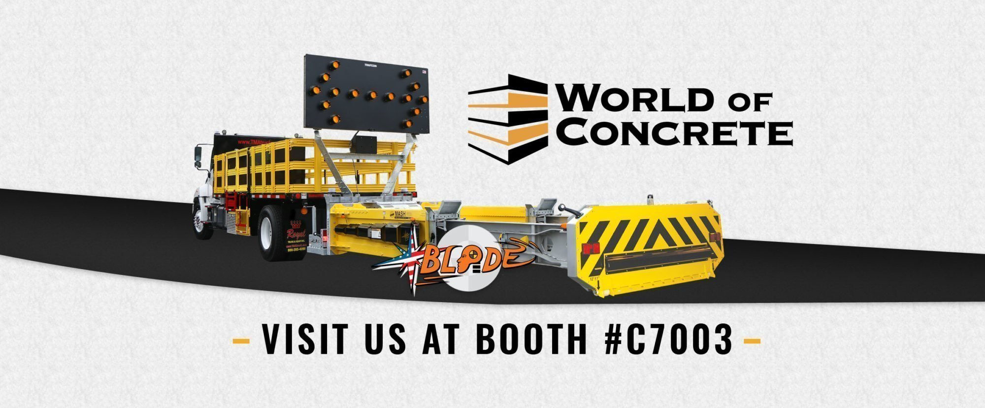 Visit Royal at World of Concrete