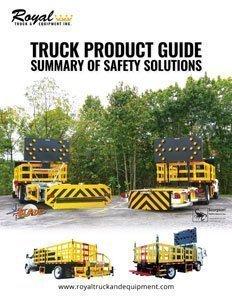 Attenuator Truck Education Tma Trucks A Z Royal Truck