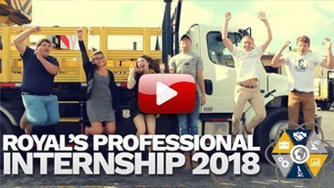 2018 Royal Internship Video
