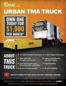 Urban TMA Truck Flyer