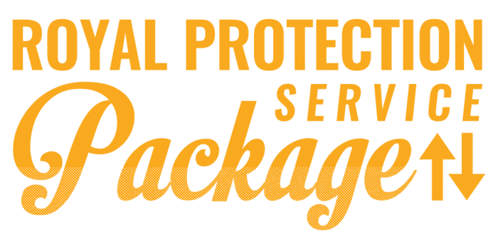 Royal Protection Service Package
