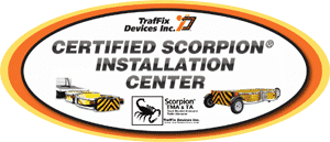 Royal Truck is a Certified Scorpion Installation Center