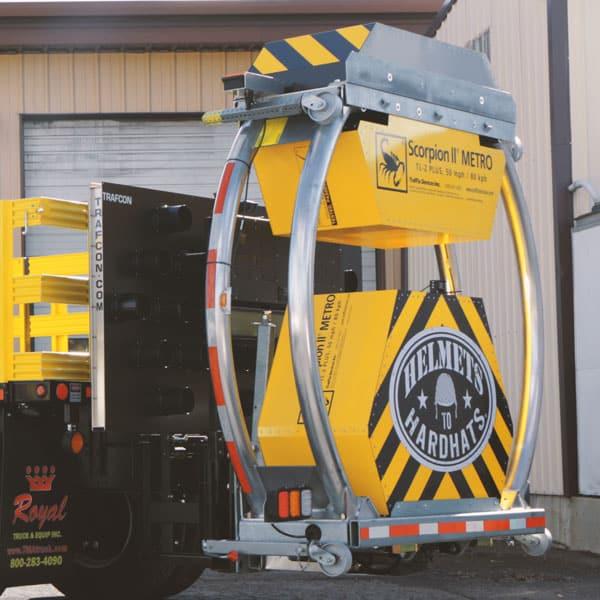 Royal Supplies TrafFix Scorpion II Metro TMA