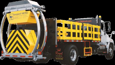 Royal Metro TMA Truck
