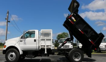 2000 Ford F750 10′ TMAD