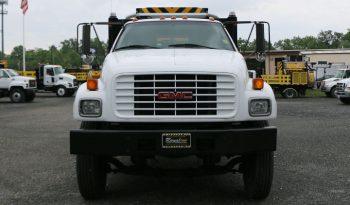 2002 GMC C7500 11′ TMA1M full