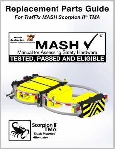 MASH Scorpion II Replacement Parts